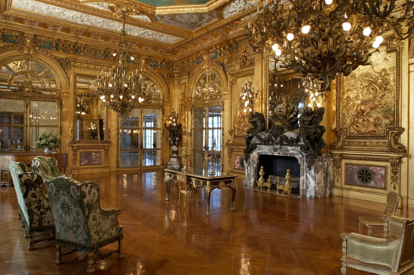 Marble-House-gold-room
