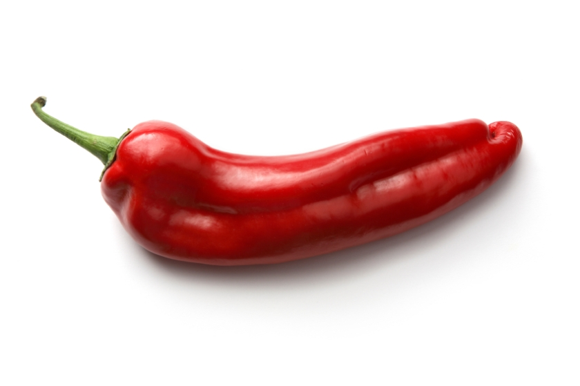 red pepper long variety