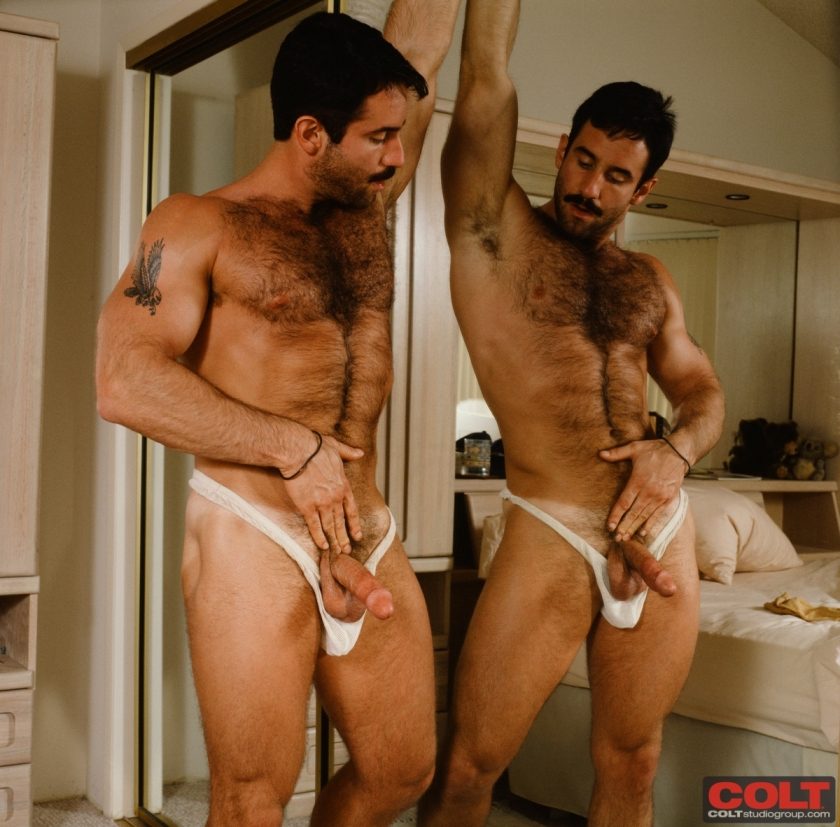 Steve-Kelso-gay-porn-star-COLT-Studio-Group-hairy-hung-muscle-bear-7