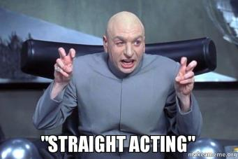 straight-acting