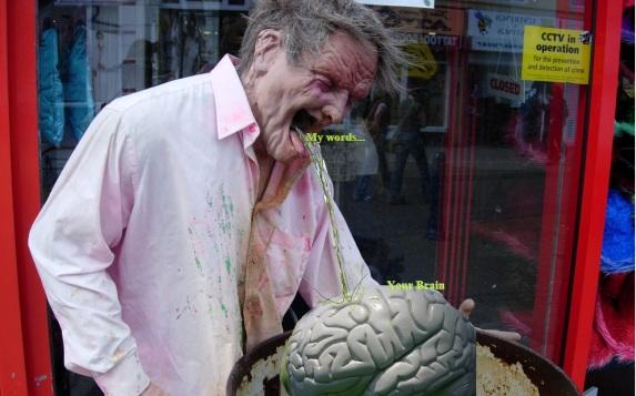 Puke-on-Brain